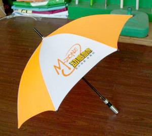 动感地带直杆伞
